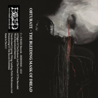 "OBTURATE (Fra) ""The Bleeding Mask Of Dread"" MC 2019 - PRE-ORDER !!!"
